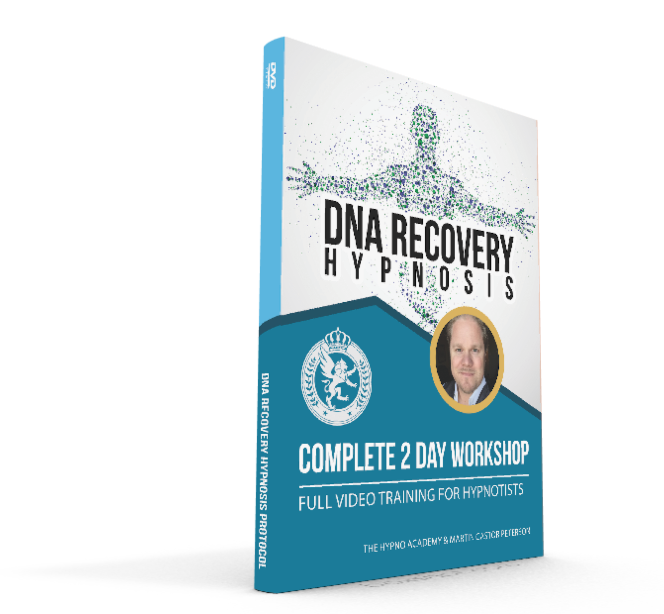 DNA Recovery Hypnosis Training – Avaliable on DVD Download now